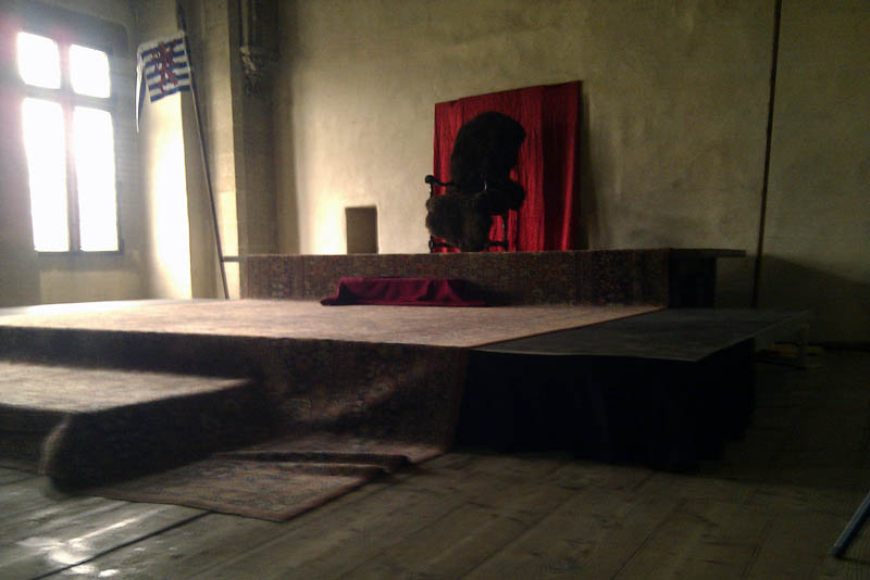Velikonoce na hradě Křivoklát - audience
