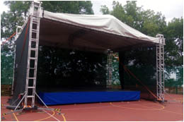 OpenAir Ultratruss Holland 10 x 7 m