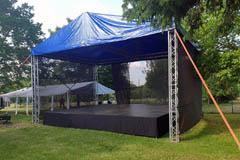 Pódium OpenAir