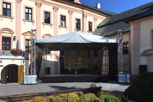 Pódium Open Air