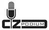 černobílé logo
